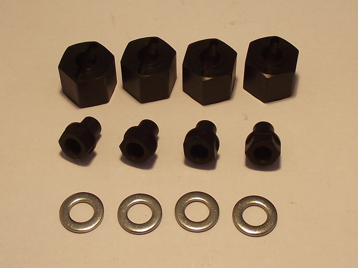 Hex 11 mm (4 kusy)