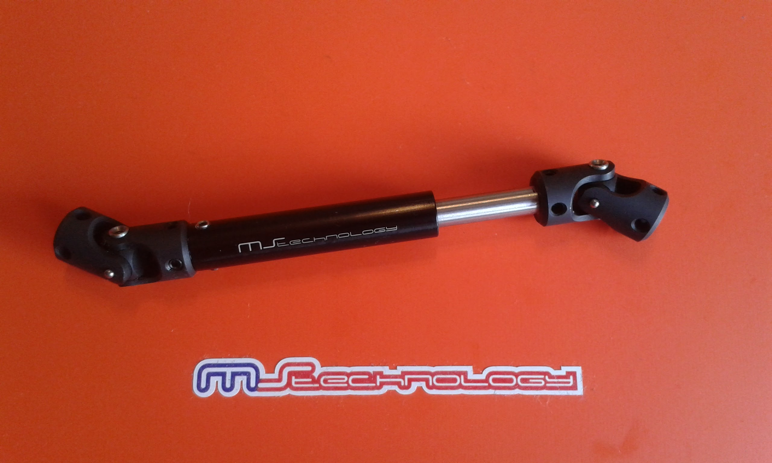 Kardan - Drive shaft D 12 ST L125/150mm 5x5mm