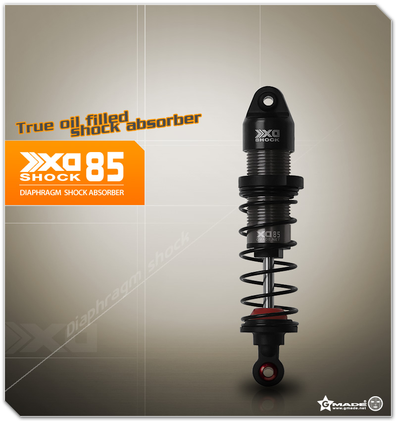 Gmade XD Diaphragm Shock 85mm (2ks)