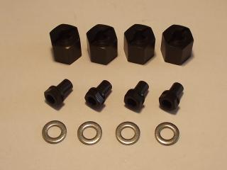 Hex 13 mm (4 kusy)