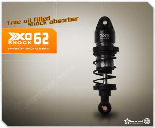 Gmade XD Diaphragm Shock 62mm (2ks)