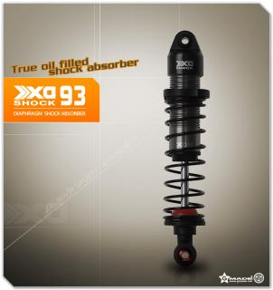 Gmade XD Diaphragm Shock 93mm (2ks)